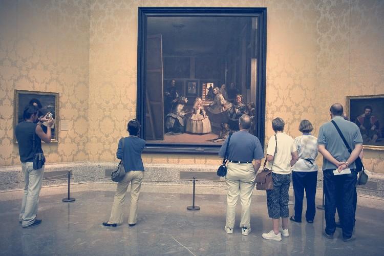 visita guiada Museo del Prado. Las Meninas en el Museo del Prado