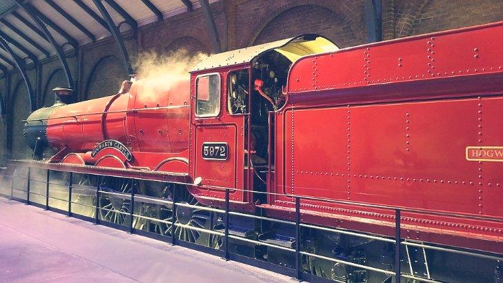 Harry Potter en los estudios Warner