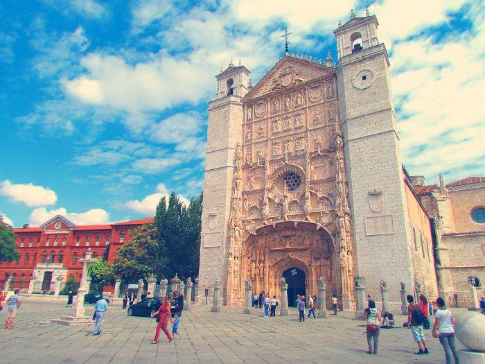plaza de san pablo valladolid