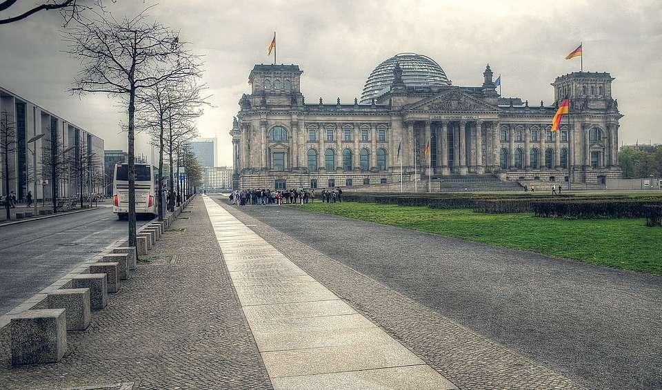 Edificio del Reichstag de Berlín