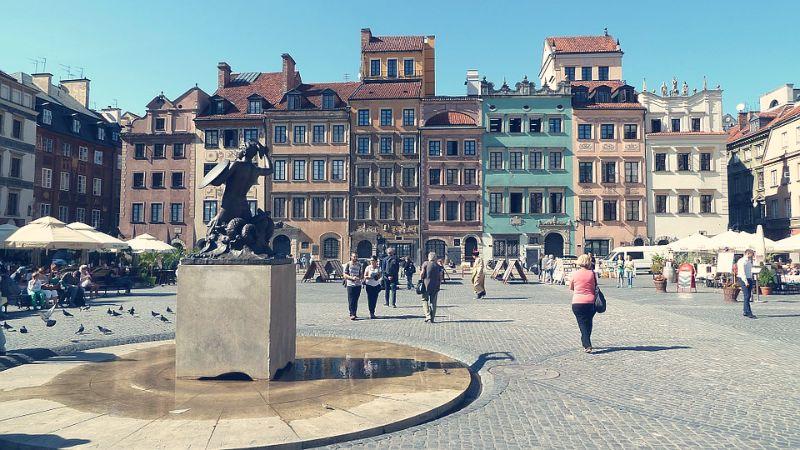 Plaza de Varsovia
