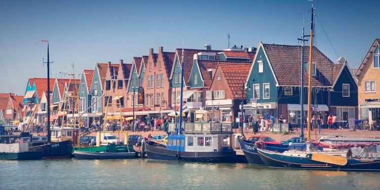 Que ver en Volendam. Volendam Holanda Puerto