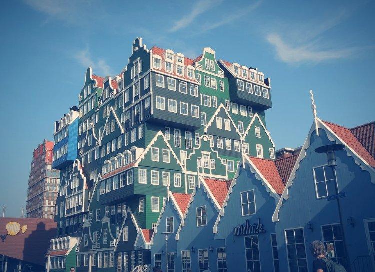 Que ver en Volendam. Zaanse Schans Holanda