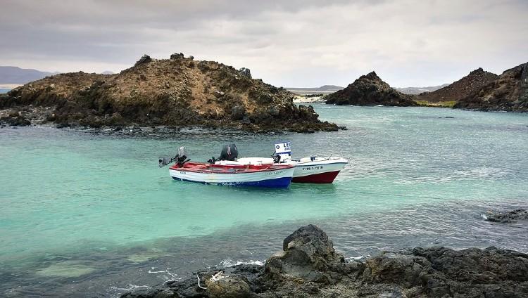 Isla de los Lobos Fuerteventura