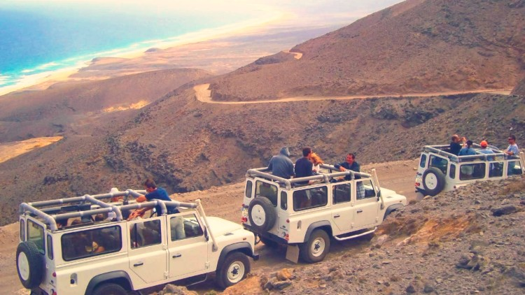 Jeep Safari Fuerteventura