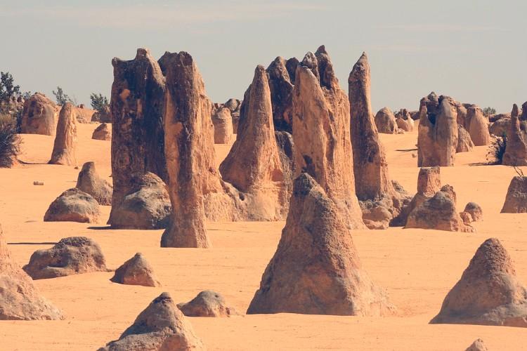 Desierto de los Pinaculos Namburg