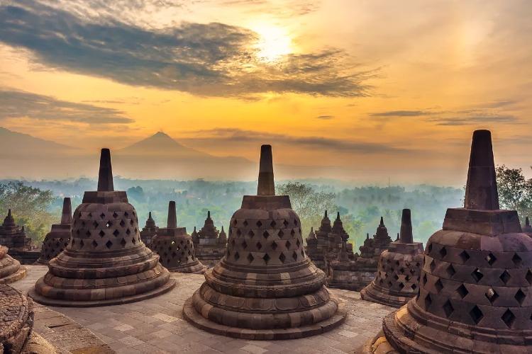 Templo Yogyakarta, Java