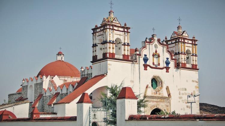 Teotitlán del Valle Oaxaca
