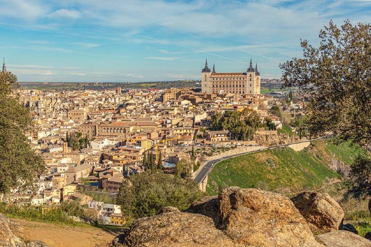 Visitar Castilla la Mancha. Toledo