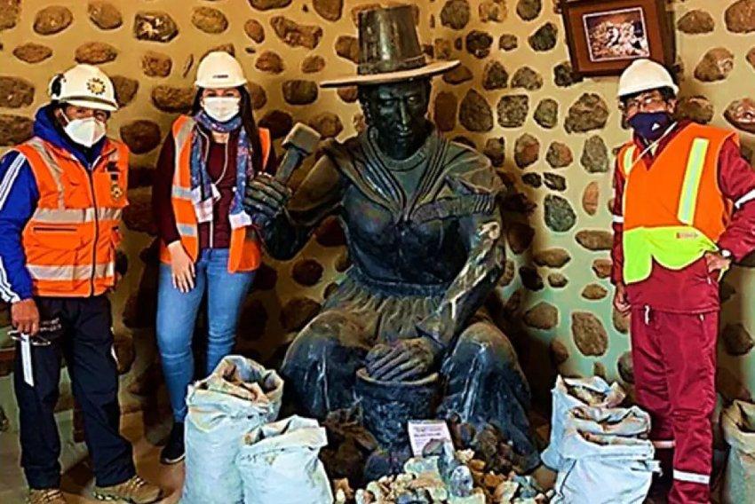 Las minas de Potosi Bolivia